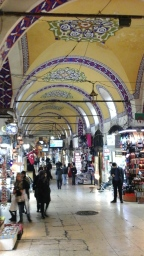 Breaking Hearts in the Grand Bazaar