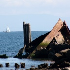 Exploring Vancouver Island – The Royston Wrecks
